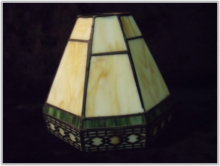 Small Stained Glass Lamp Shades
