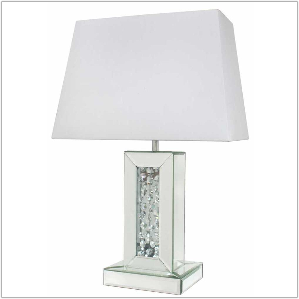 Small Table Lamps Glass Shades