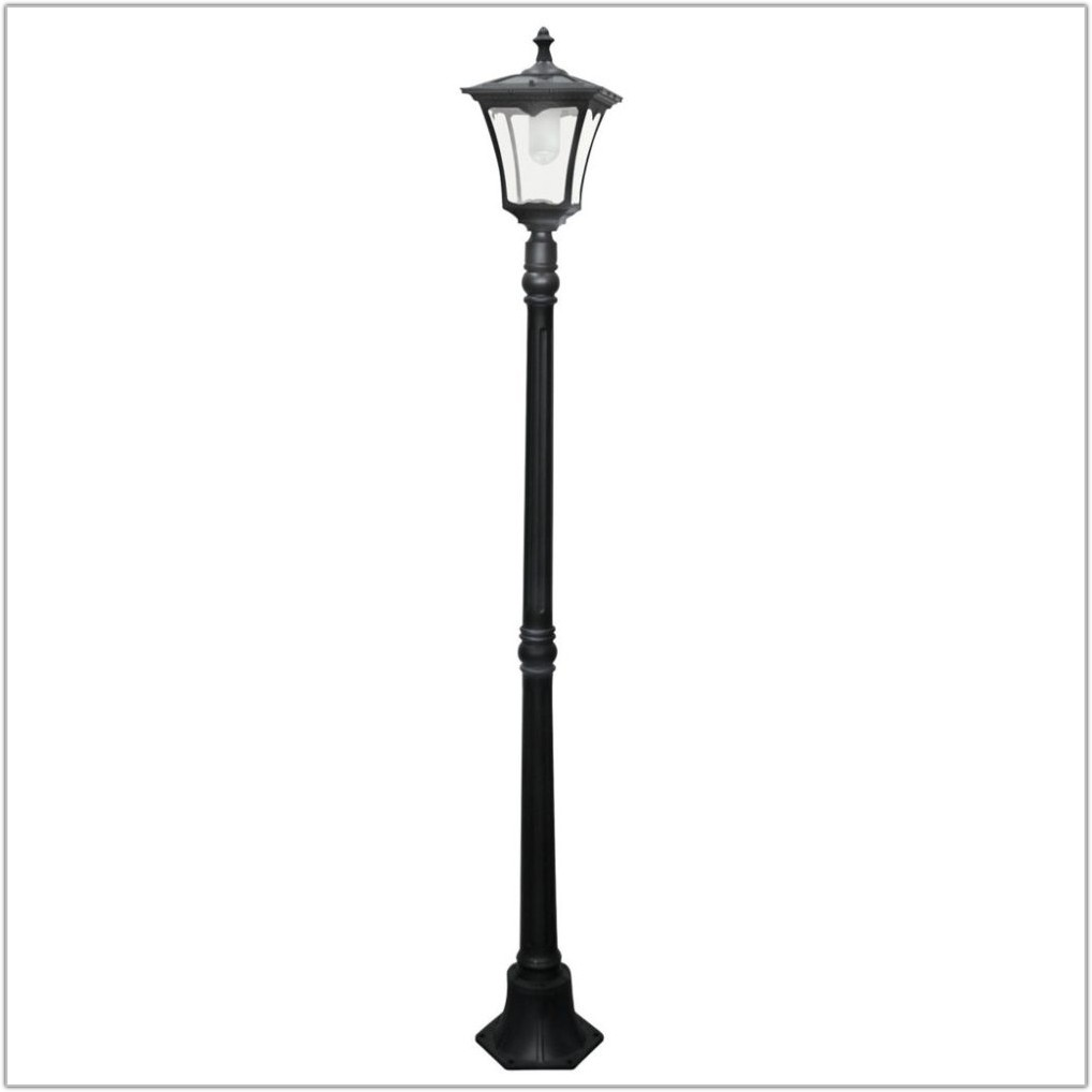 Solar Garden Lamp Posts Uk