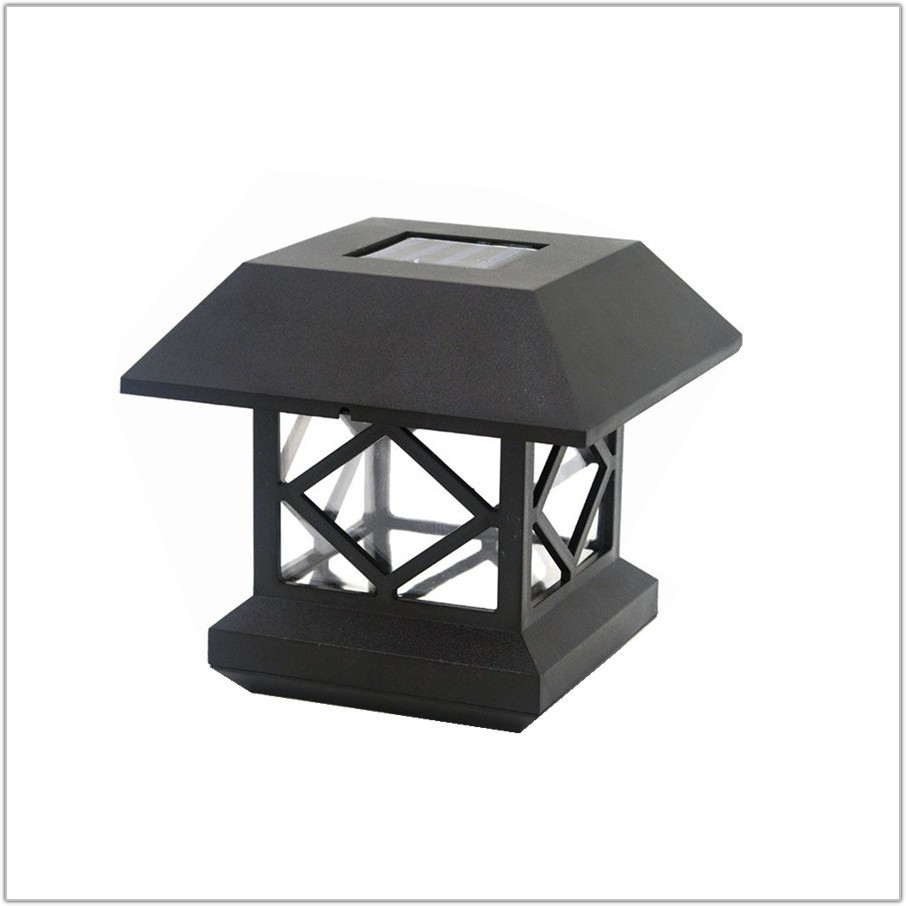 Solar Lamp Post For Garden