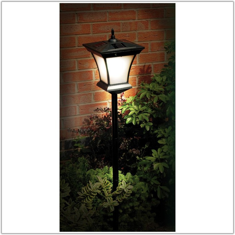 Solar Outdoor Lamp Post Lights