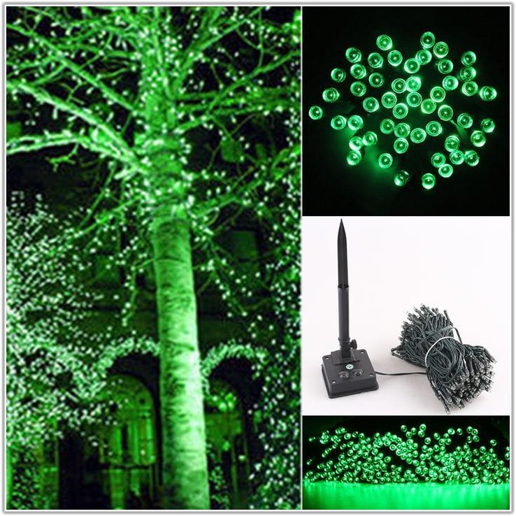 Solar Powered Fairy Lights Indoor