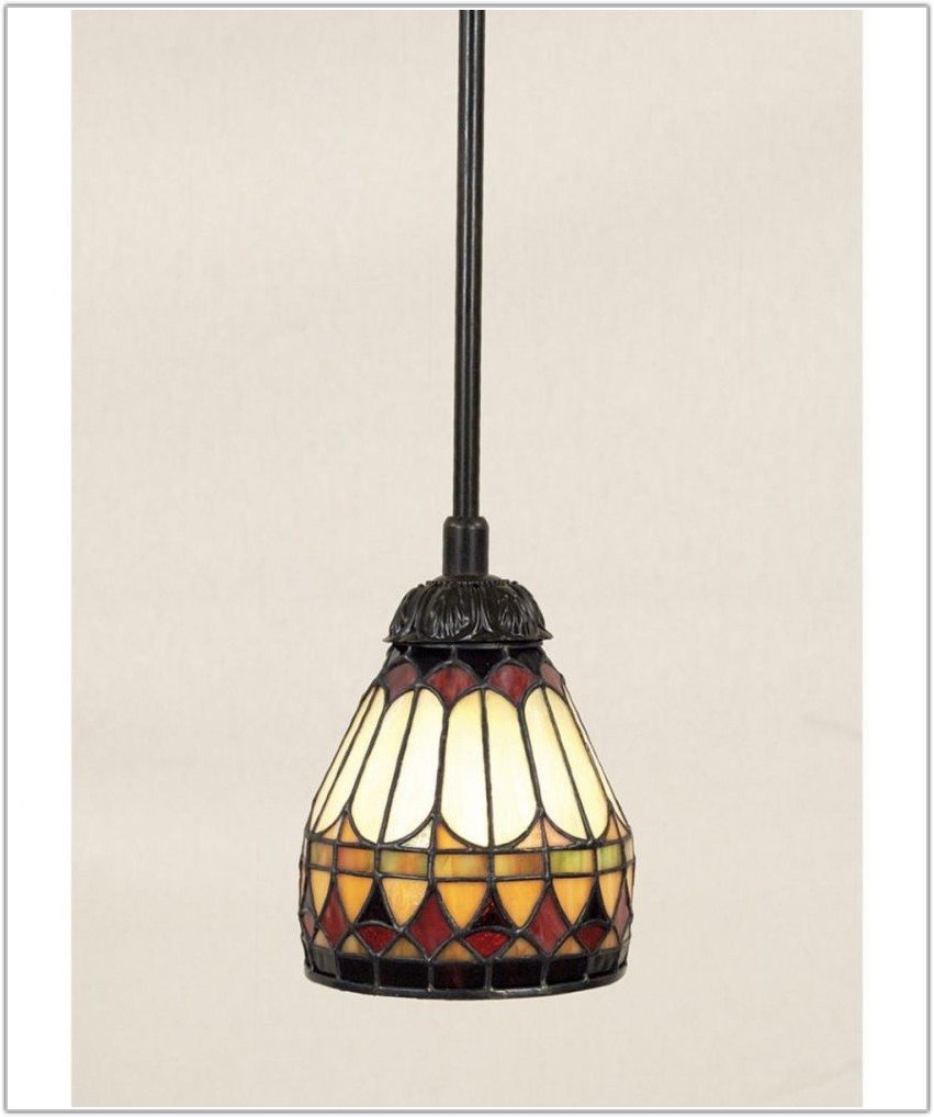 Stained Glass Hanging Light Fixtures