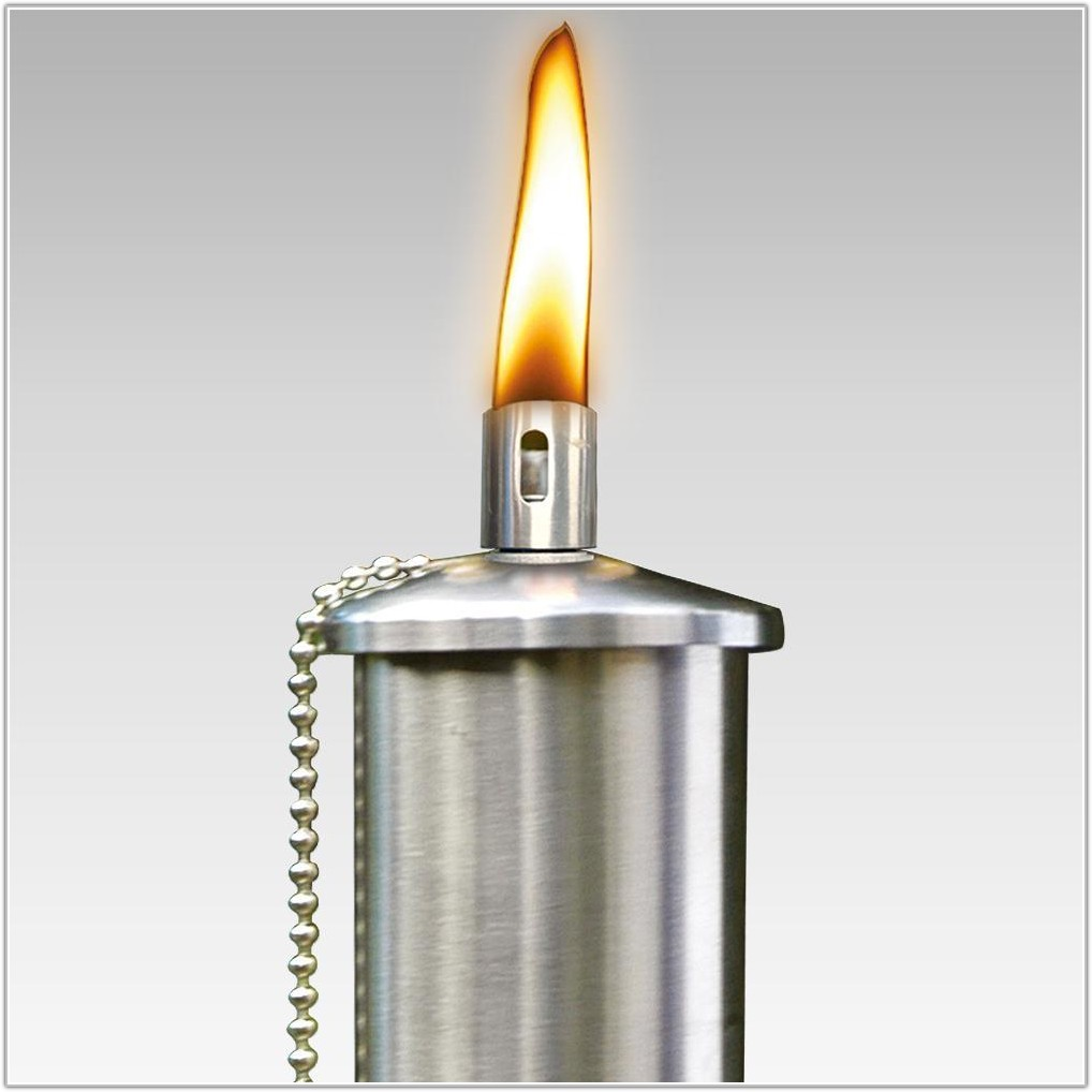 Stainless Steel Oil Burner Lantern