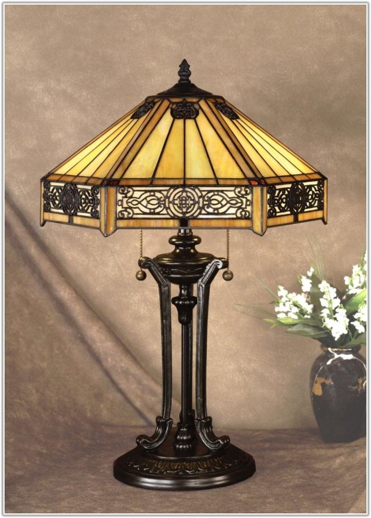 Table Lamps Tiffany Style Lighting