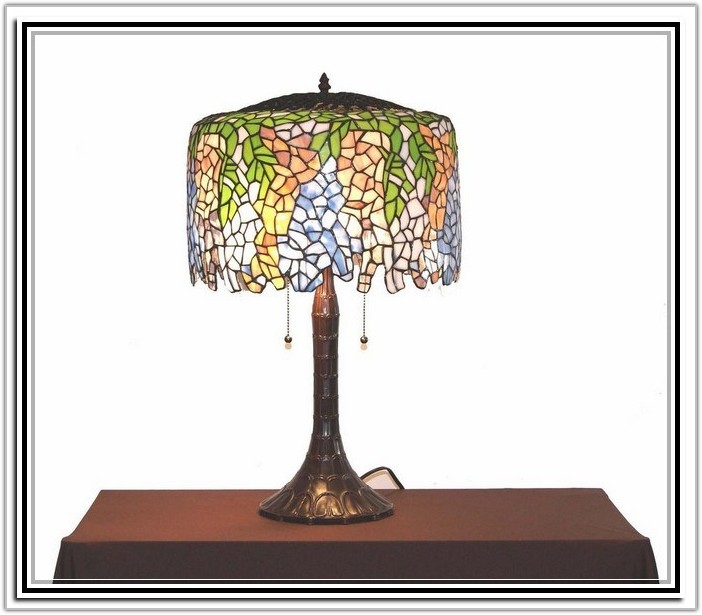 Tiffany Style Table Lamps Canada