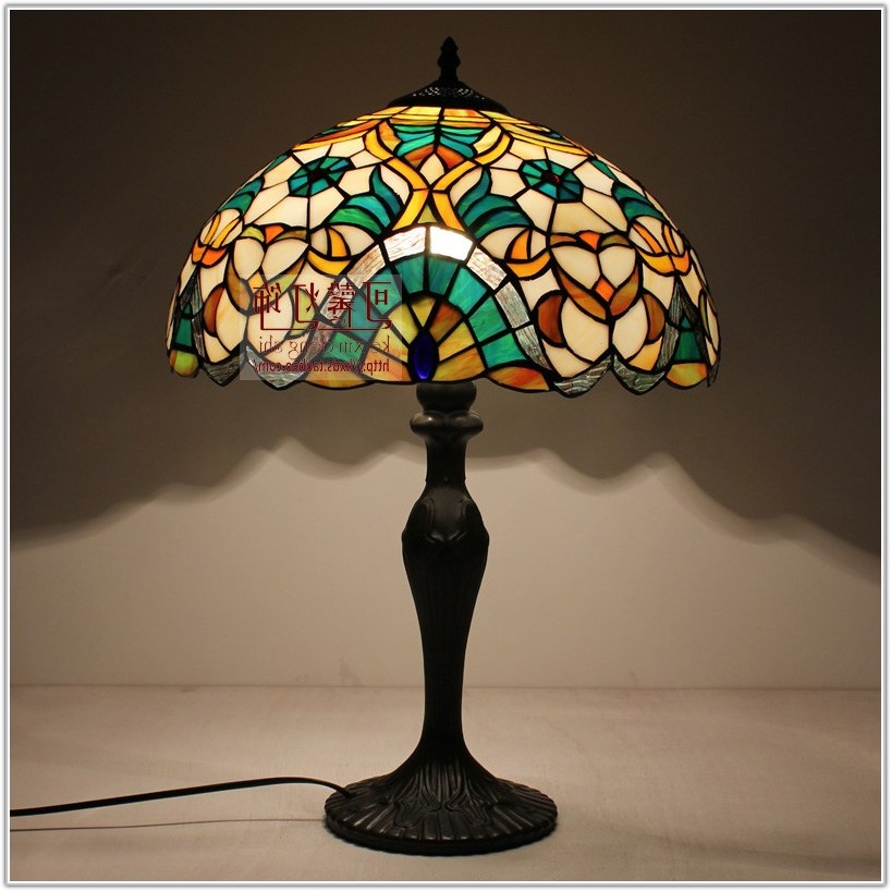 Tiffany Style Table Lamps Cheap