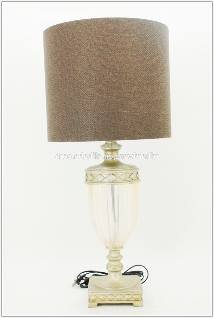 Touch Control Bedside Table Lamps