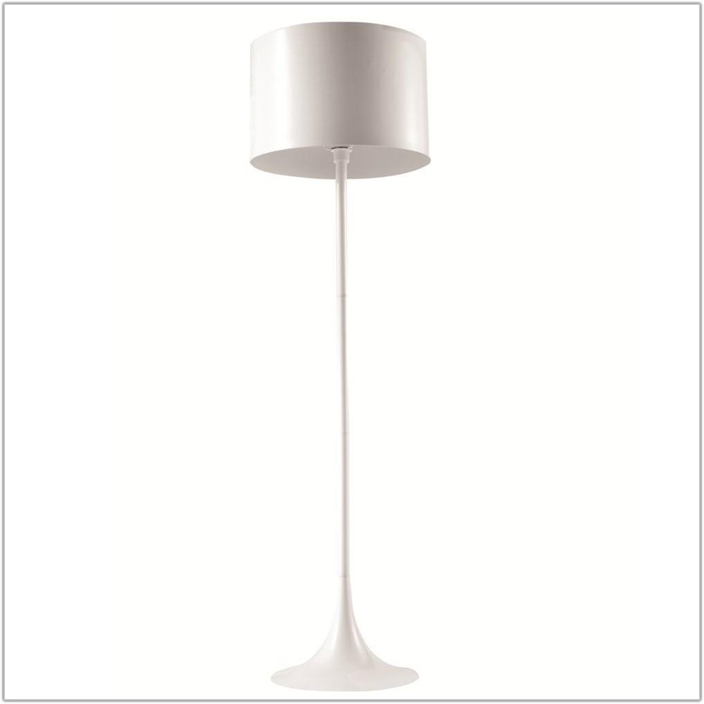 Tulip White Modern Floor Lamp