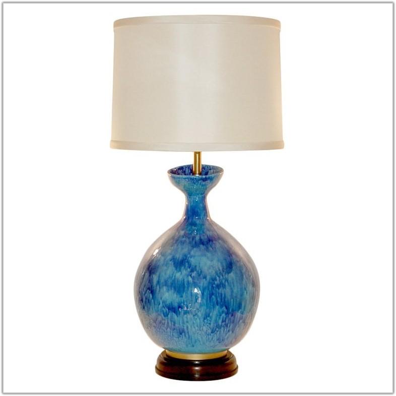 Vintage Italian Ceramic Table Lamp