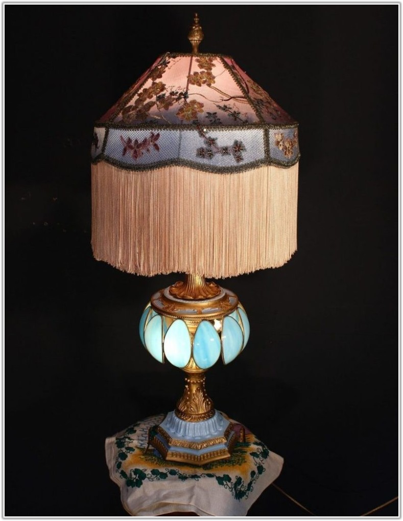 Vintage Lamp Shades Los Angeles