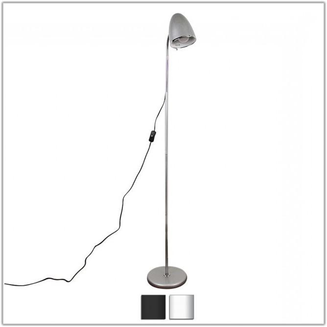 Vintage Style Reading Floor Lamp