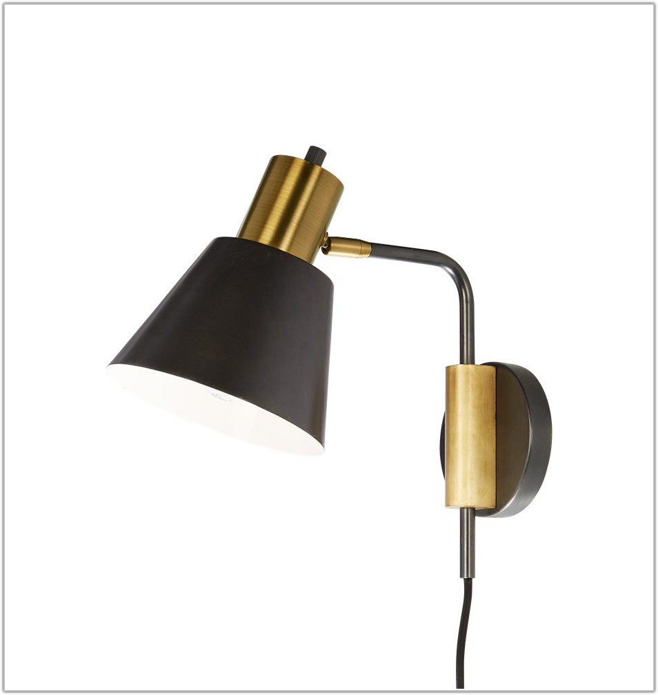 Wall Lamp With Cord Walmart