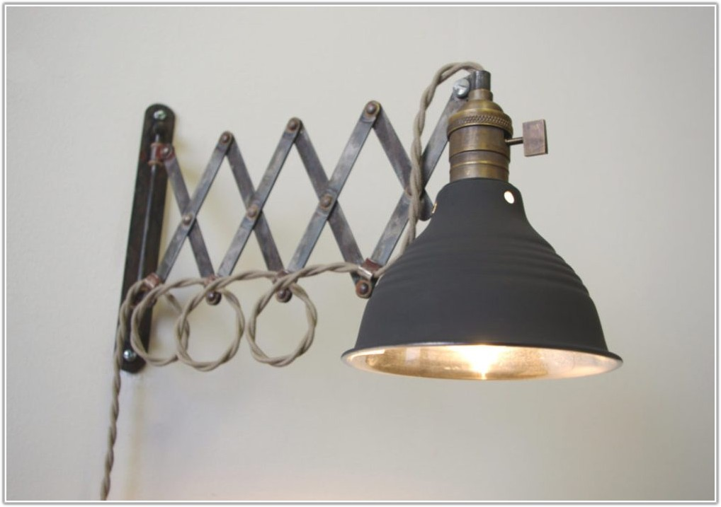 Wall Lamps With Cord Covers
