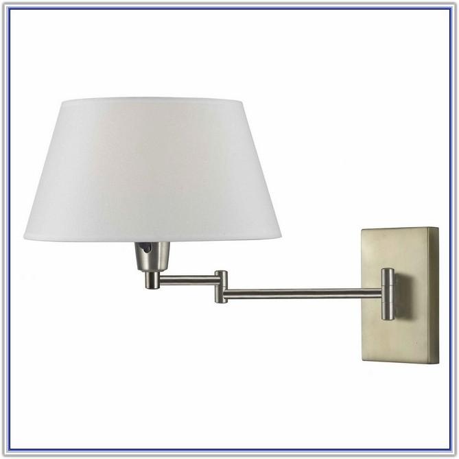 Wall Mounted Bedside Lights Plug In