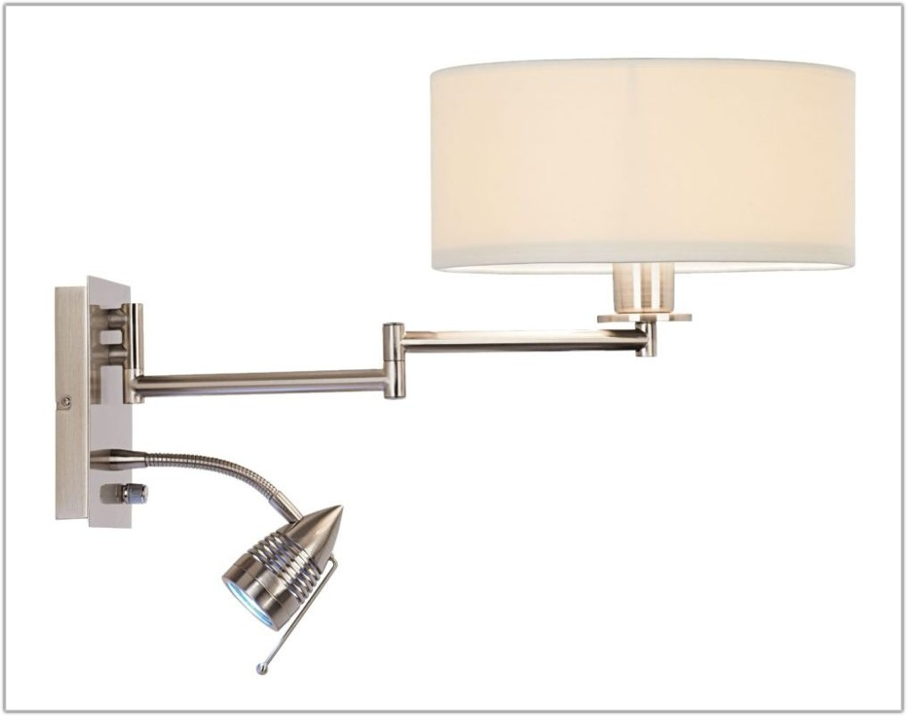 Wall Mounted Plug In Sconces