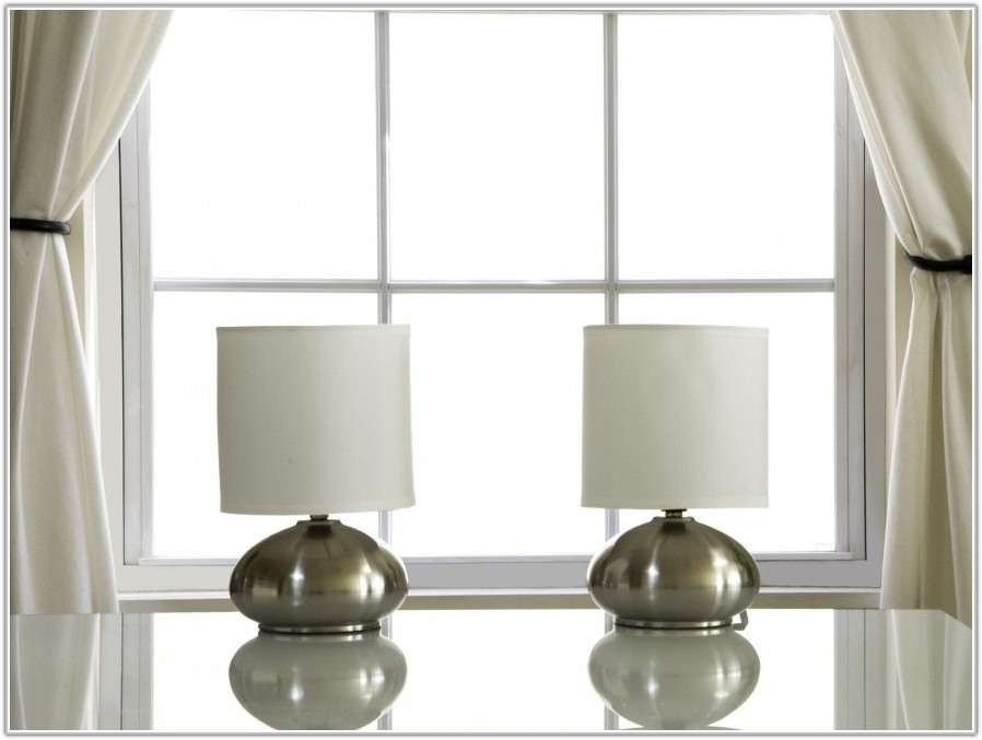 White Table Lamps For Bedroom