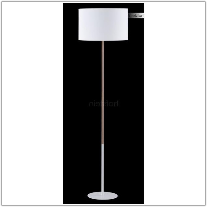 White Wood Floor Lamp Uk