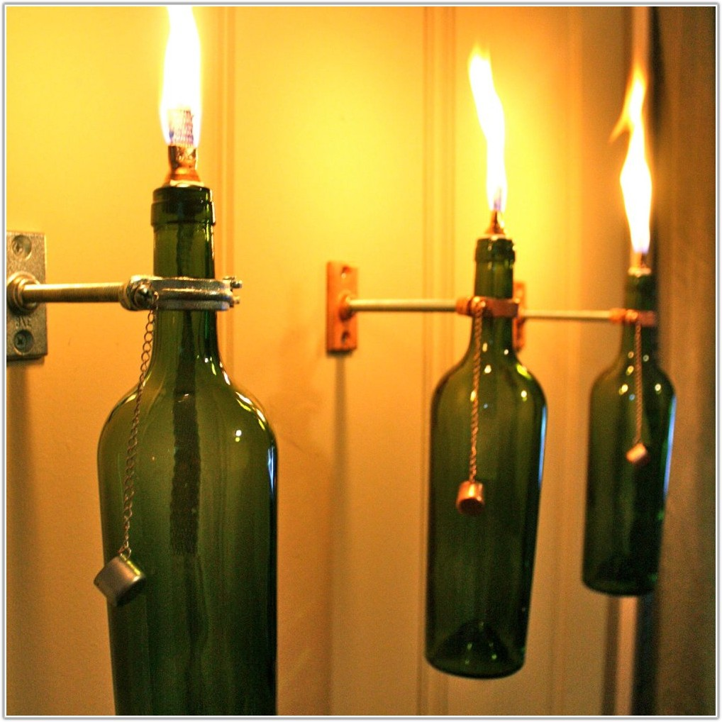 Wine Bottle Lamp Kit Uk