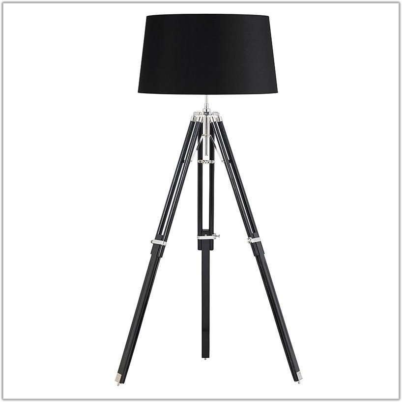 Wood Tripod Floor Lamp Uk