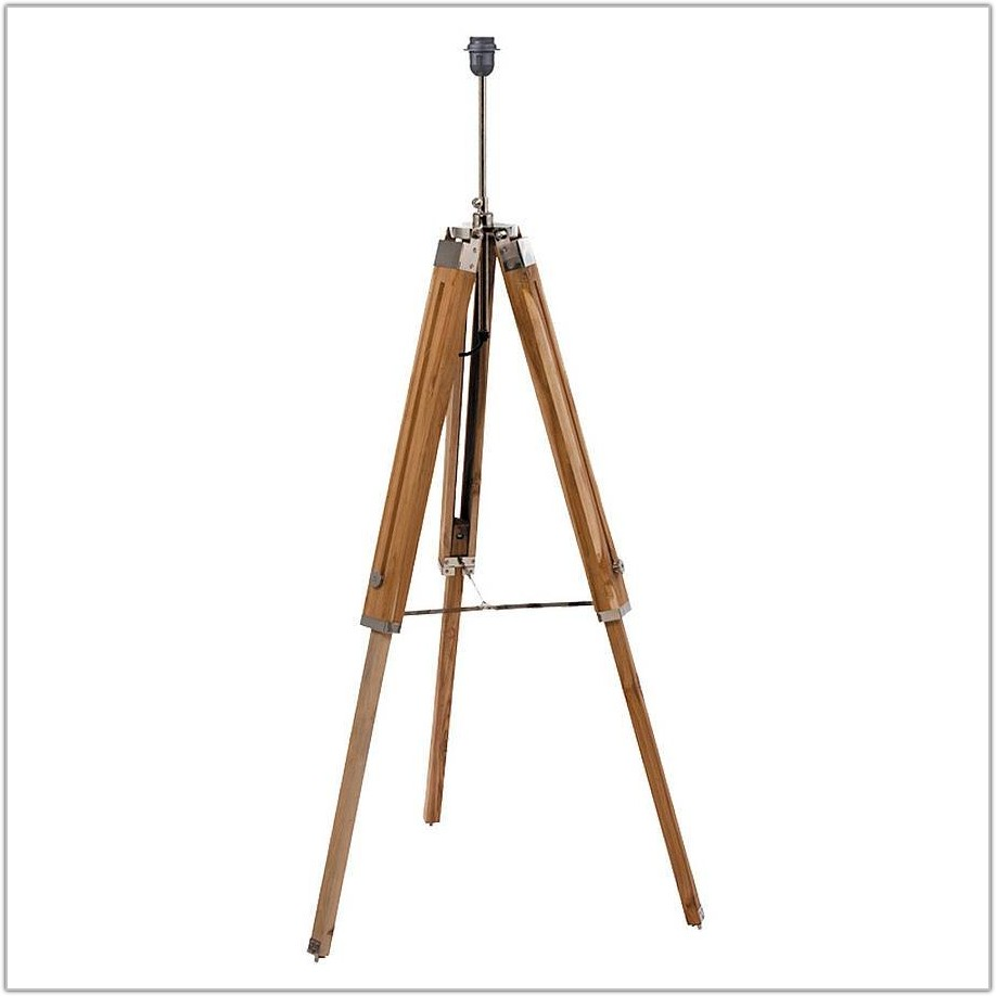 Wooden Floor Lamp Stand Uk