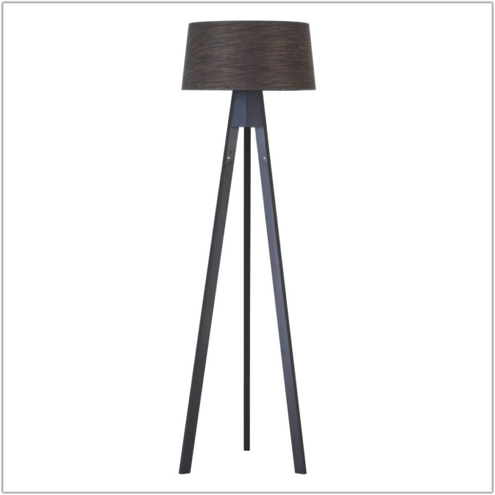 Wooden Tripod Floor Lamp Tesco