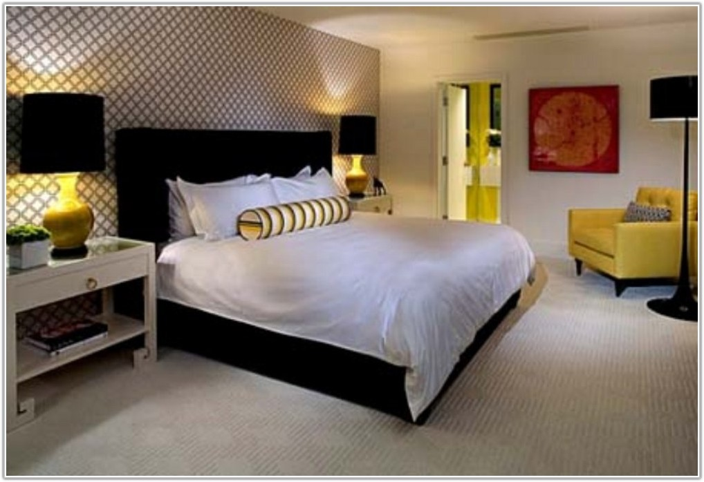 Yellow Table Lamp For Bedroom