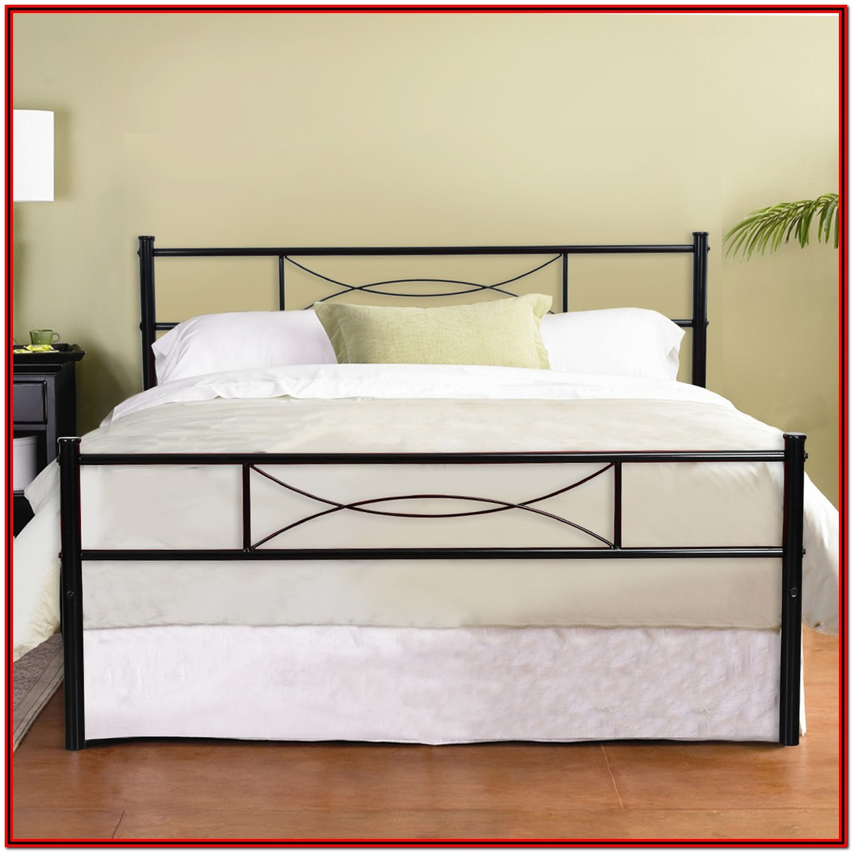 Bed Frame With Headboard Full