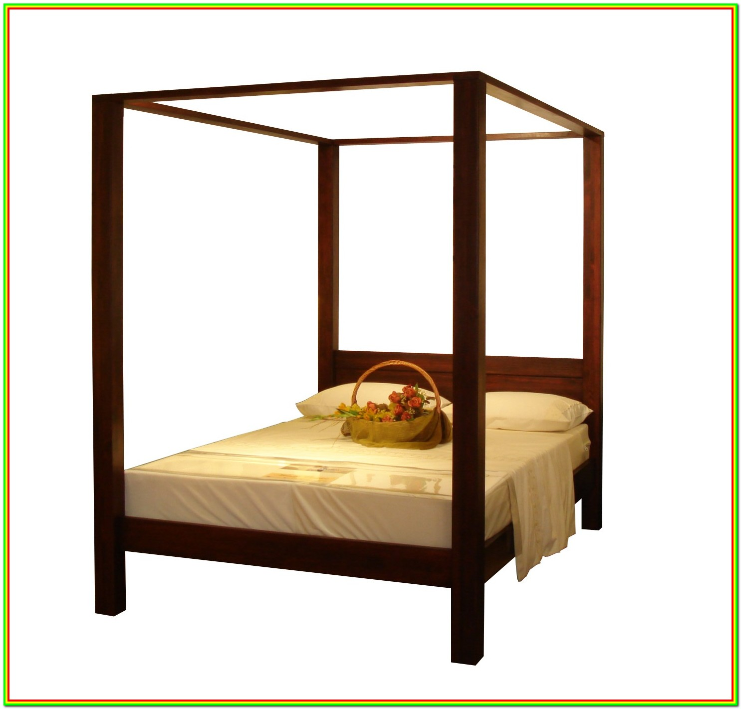 Bed Frame With Storage Drawers Singapore