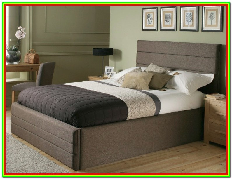 Bed Frames With Storage And Headboard