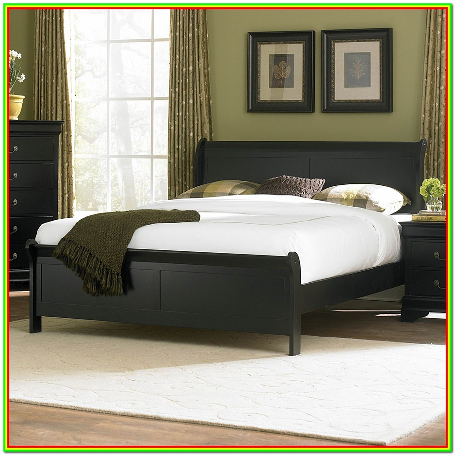 Bed Frames With Storage King Size