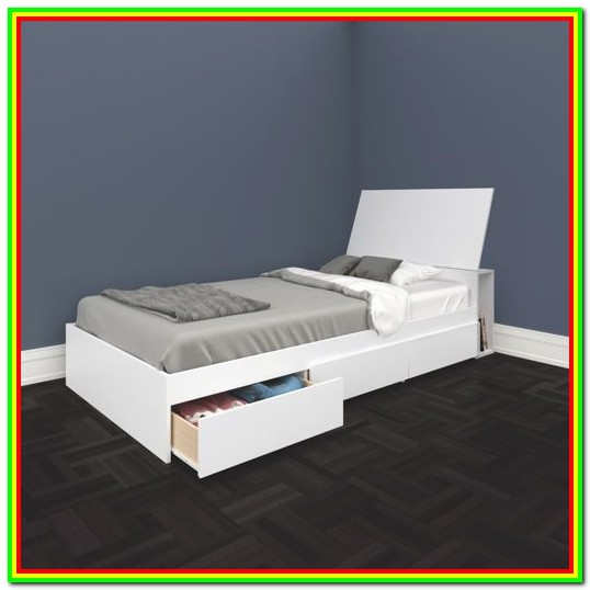 Bed Frames With Storage Toronto