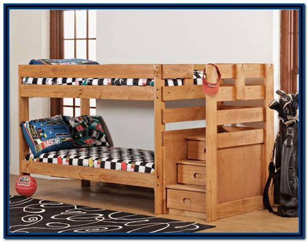 Bunk Bed Stairs Plans Pdf