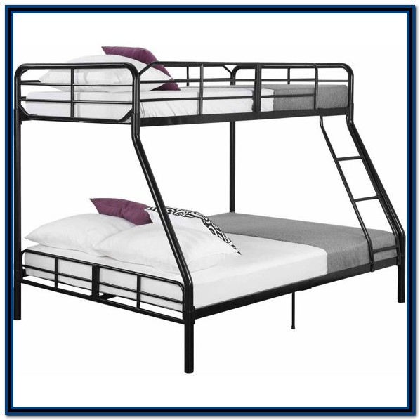 Bunk Bed Twin Over Full Metal