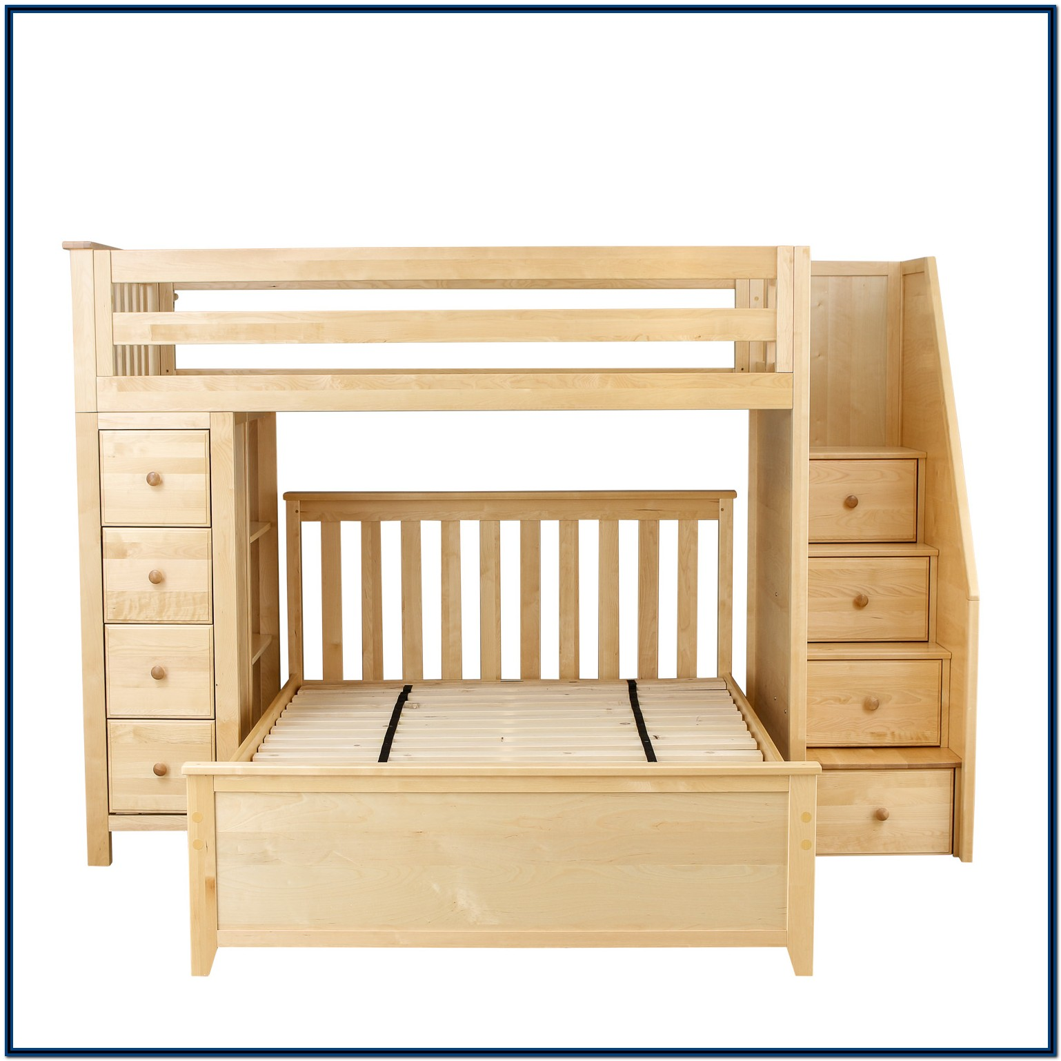 Bunk Bed With Desk And Futon Argos