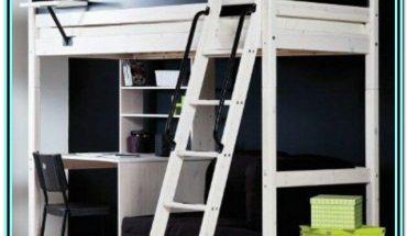Bunk Bed With Desk Below Ikea
