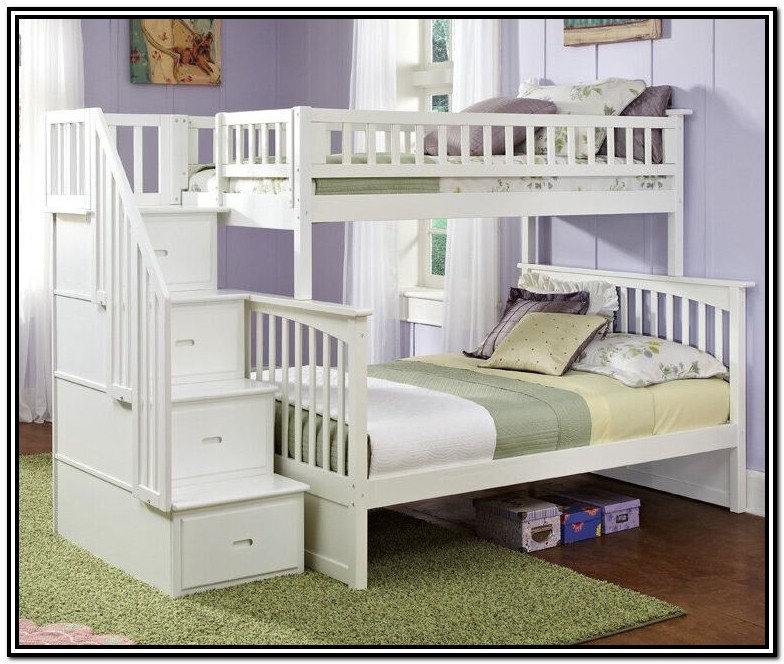 Bunk Bed With Staircase Uk
