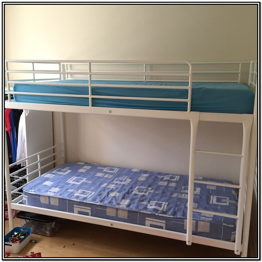 Bunk Bed With Stairs Ikea Uk