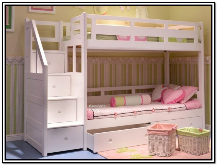 Bunk Bed With Steps Uk