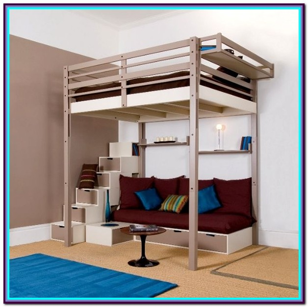 Bunk Beds For Adults With Stairs
