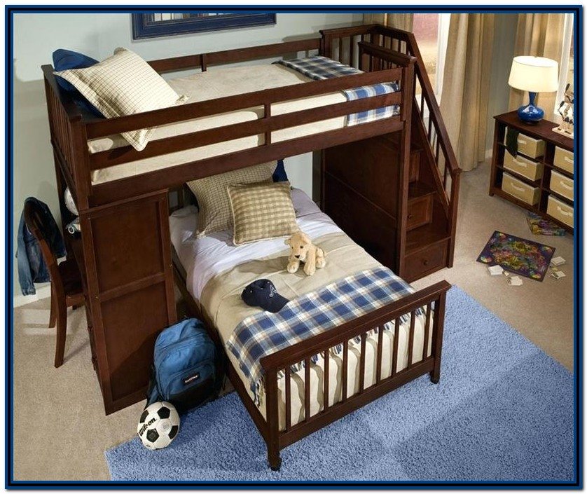 Bunk Beds With Staircase Uk