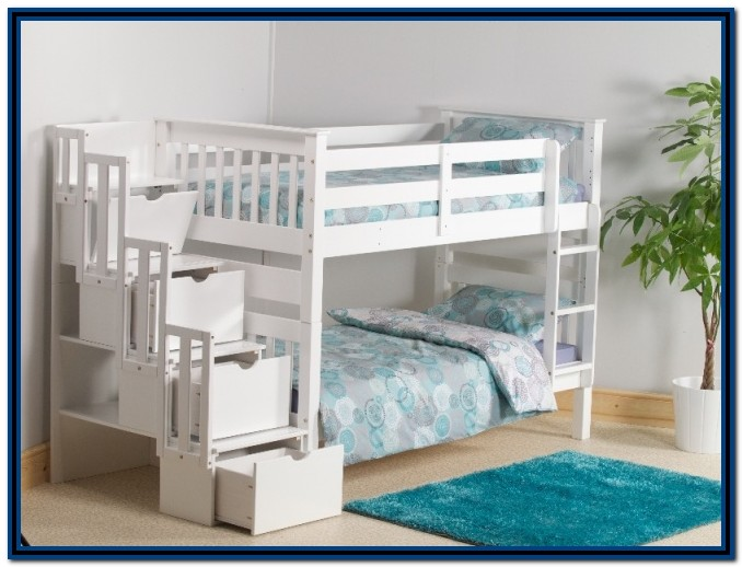 Bunk Beds With Stairs Uk