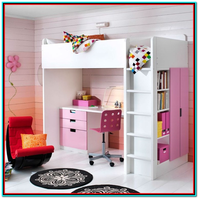 Bunk Beds With Storage Ikea