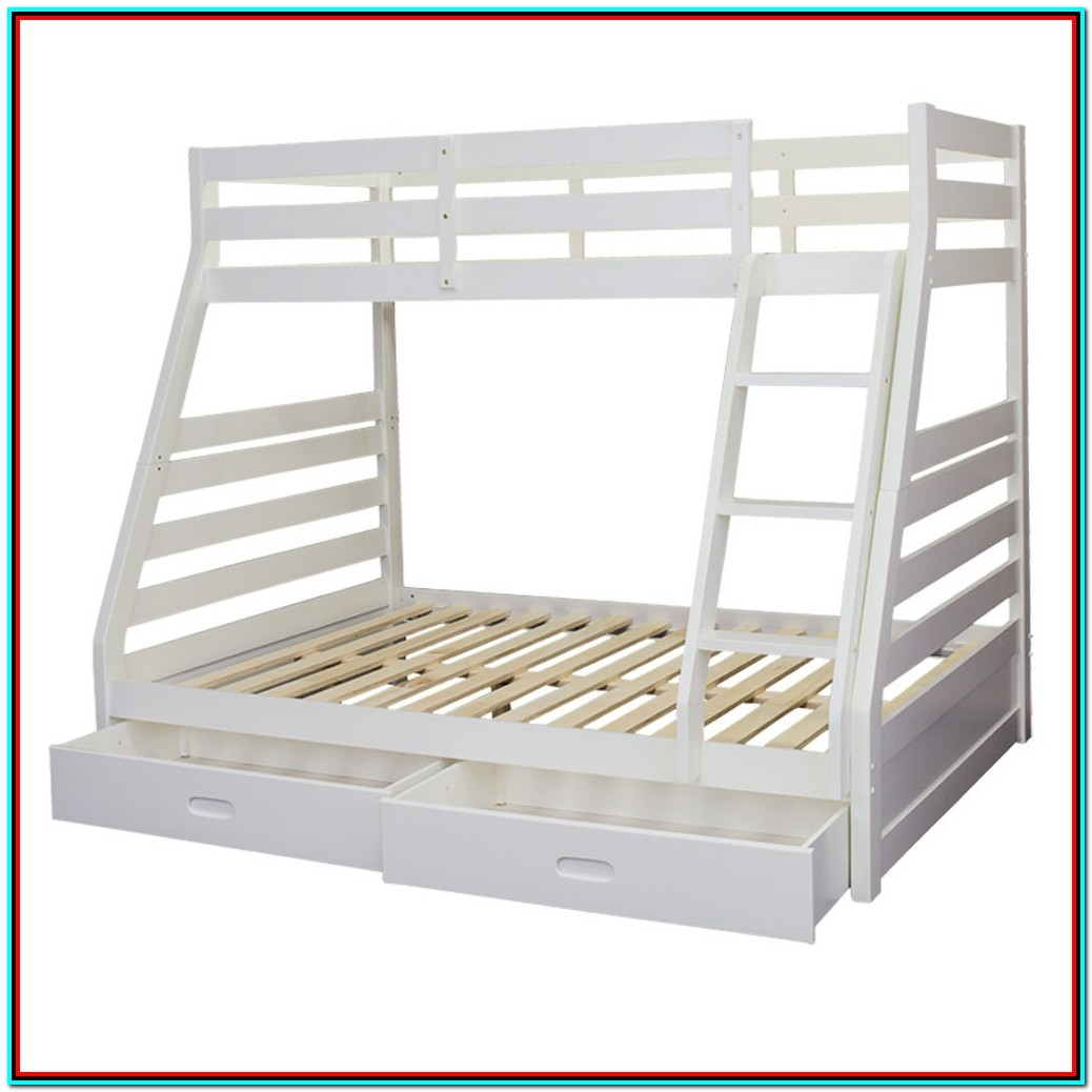 Bunk Beds With Storage Nz
