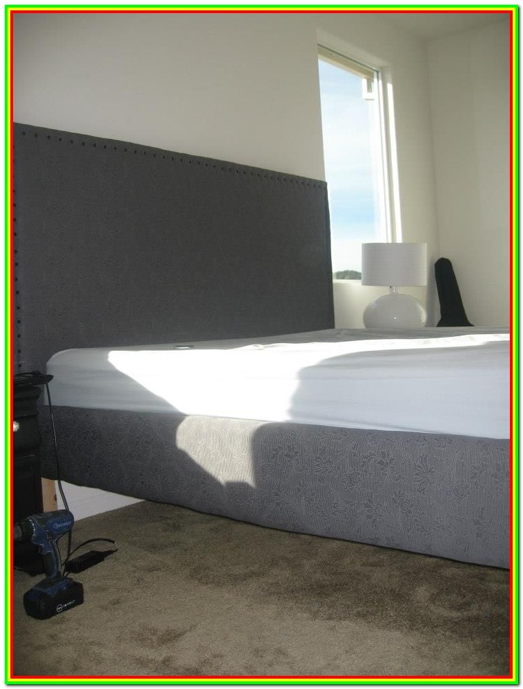 Cal King Bed Frame No Headboard