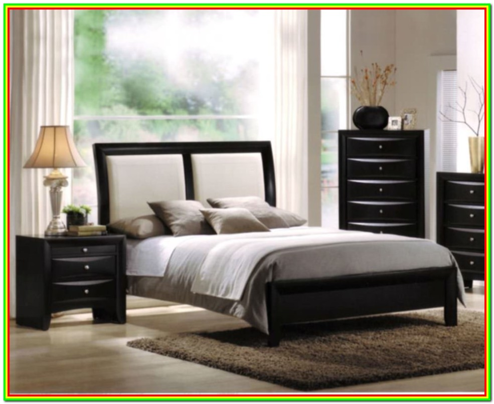 California King Bed Frame With Headboard And Storage