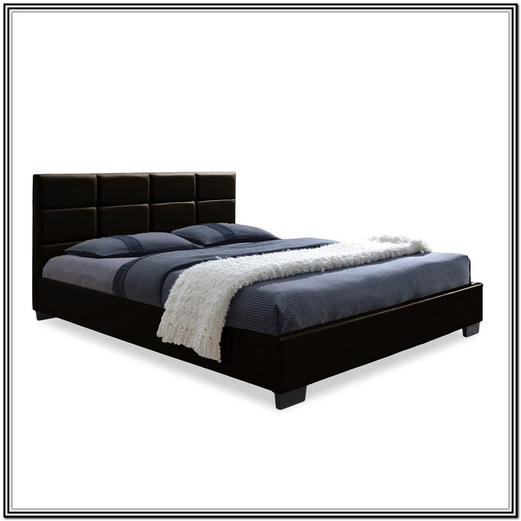 California King Bed Frame With Storage Plans
