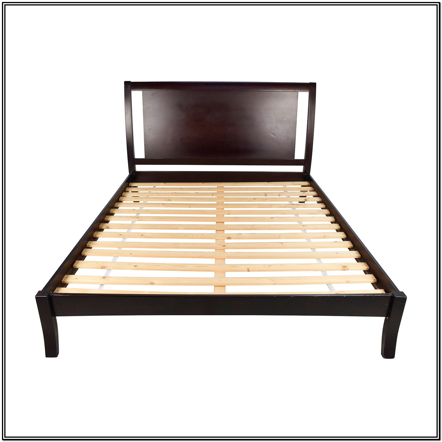 California King Bed Frame Wood