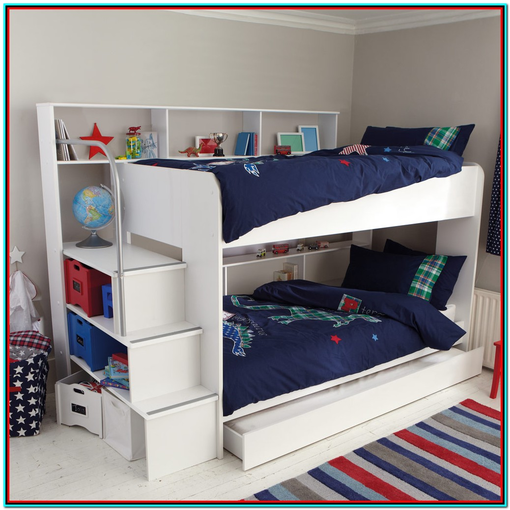 Childrens Bunk Beds With Storage Uk