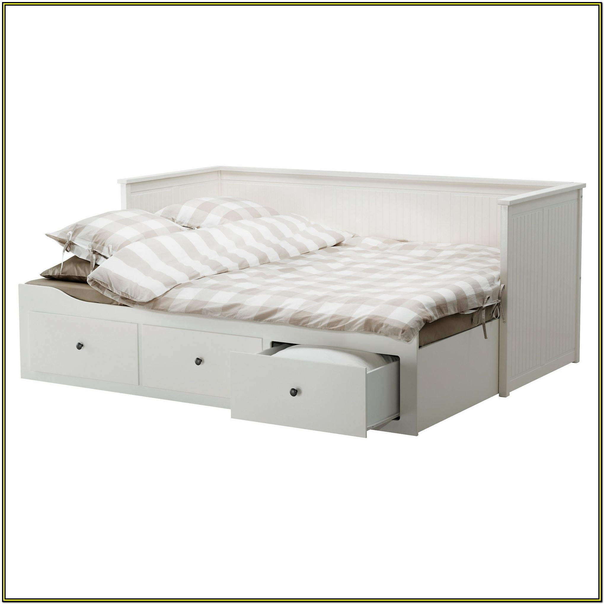 Daybed With Trundle And Mattresses Ikea